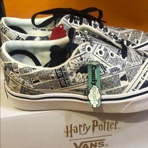Vans Shoes - Limited edition Harry Potter Vans